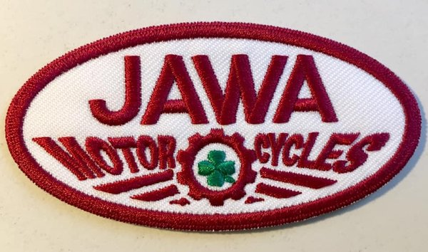 PATCH JAWA MOTORCYCLES